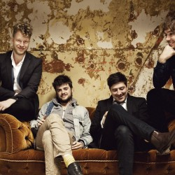 Най-добра британска група Мumford and sons