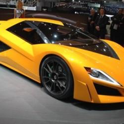 Новия електрически Bristol GT