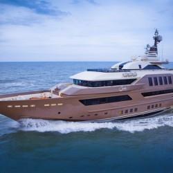 Най-зрелищната яхта в света