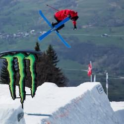 Кандид Товекс – луд, луд скиор