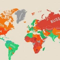 Коя нация е най-щастлива? Виж!