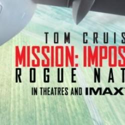 Очаквани филми – Мисията невъзможна 5 / Mission: Impossible Rogue Nation
