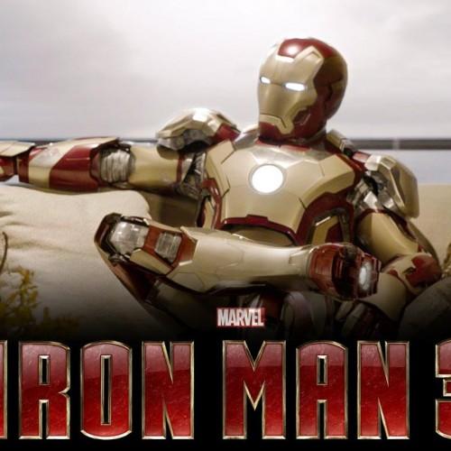 Очаквани филми: Iron Man 3
