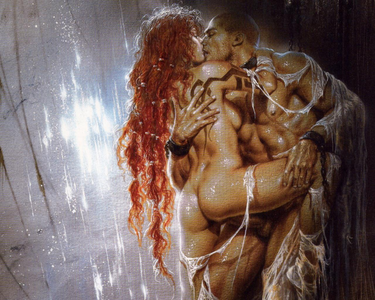 Luis Royo Wallpaper 088