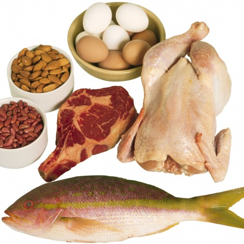 Как правилно да приемаме протеини?