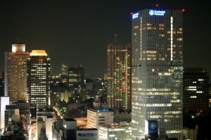 Tokio-grattacieli