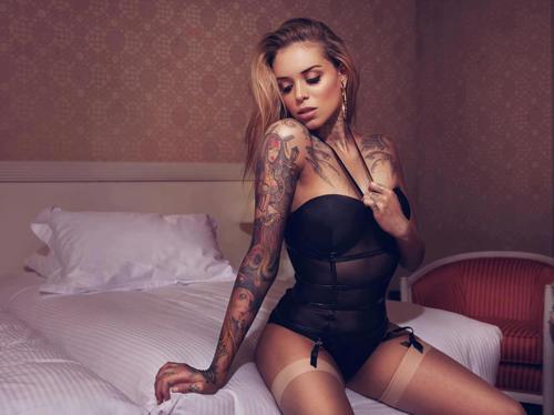 Arabella Drummond 6