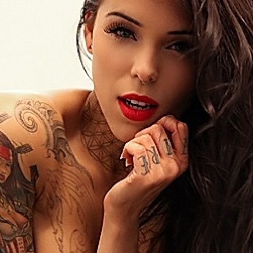 Tattoo изкъртване с Arabella Drummond
