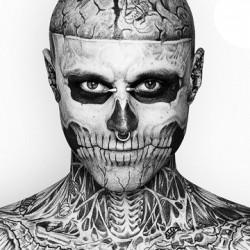Най-шантавите татуировки и хората, които се крият под тях