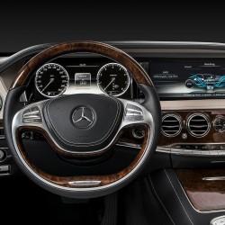 Новия Mercedes Benz S класа