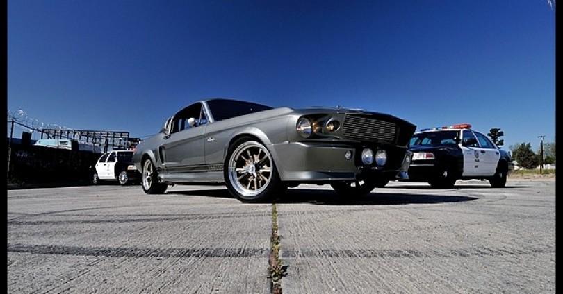 Eleanor Ford Mustang – Да изчезнеш за 60 секунди