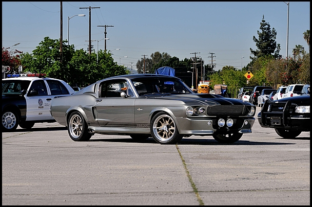 Eleanor Ford Mustang