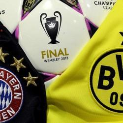 Когато Лондон бъде превзет от Германците Шампионска лига