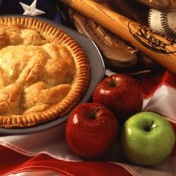 Как се прави ябълков пай – само за мъже