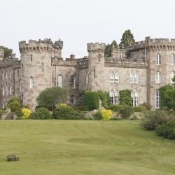 Най-мощните автомобили в Castle site