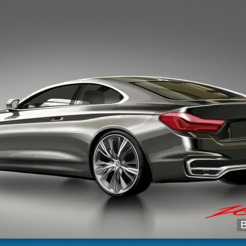 BMW 4 по-доброто купе