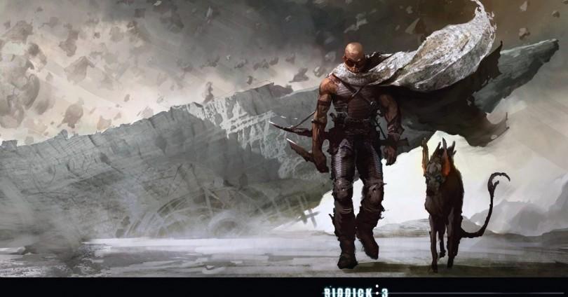 """Очаквани филми: """"Ридик"""" – """"Riddick"""""""