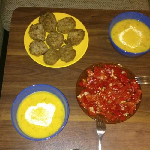 Мъжката вечеря – жени, помогнете!!!