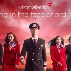 Жестока реклама на Virgin Atlantic