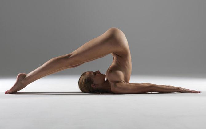 голата йога