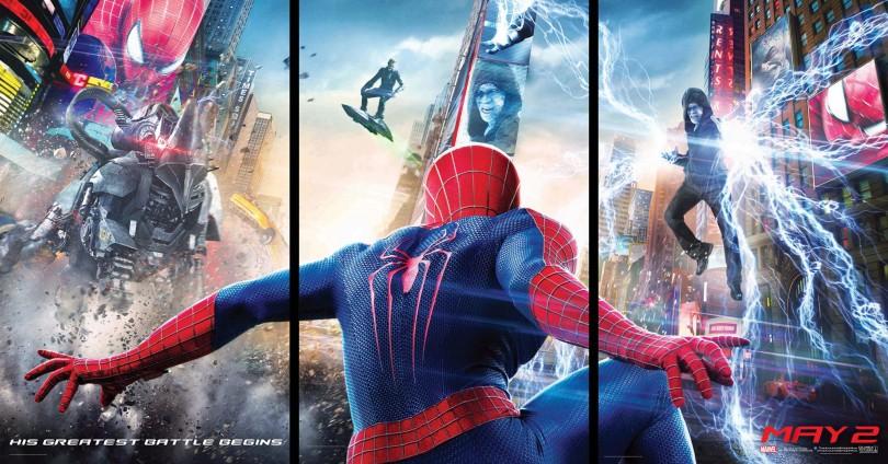 """Очаквани филми: """"Спайдърмен 2"""" – """"The Amazing Spider-Man 2"""""""