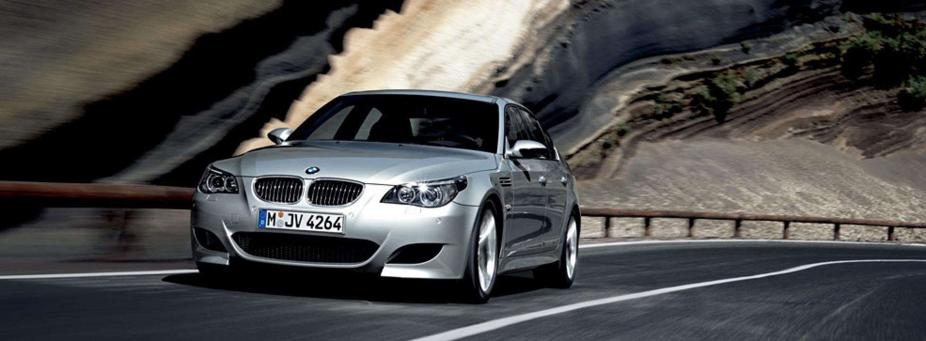 BMW M5 – освободиха звяра!