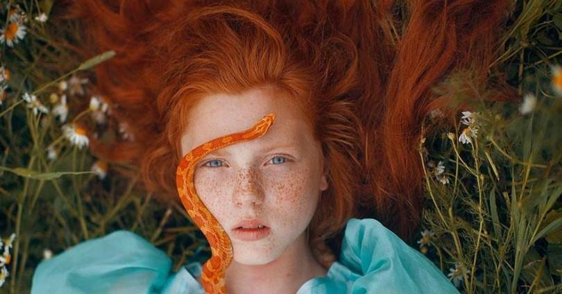 Сюрреализъм в реалността – изкуството на Katerina Plotnikova