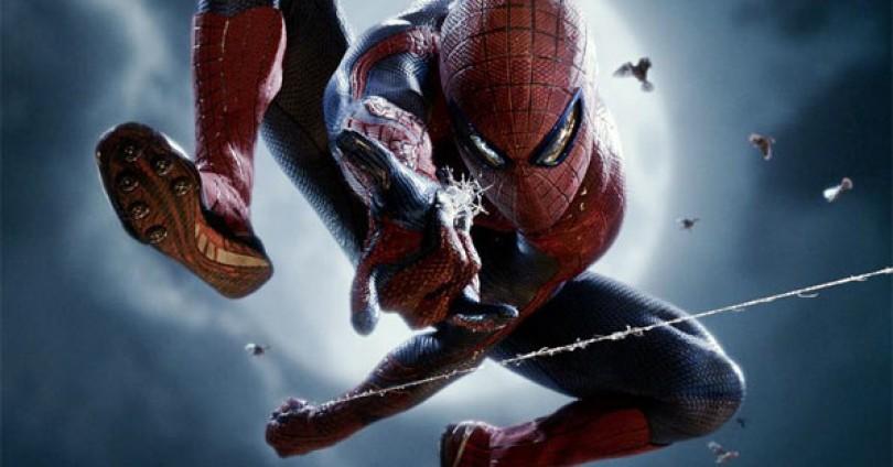Какво прави Spider-man, когато му свърши мрежата?