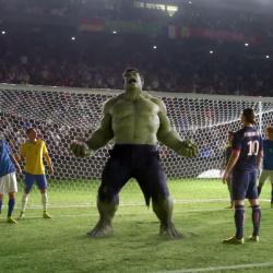 Всички футболни звезди в една реклама на NIKE