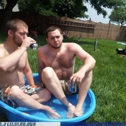 Е, няма такива идиоти – pool fails