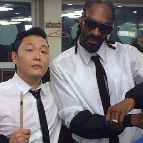 """PSY пропя на английски в новата си песен със Snoop Dogg – """"Hangover"""""""