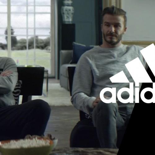 Adidas с яка реклама преди световното