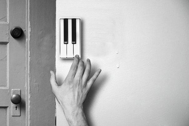 piano zvanec