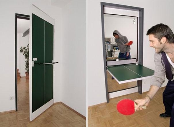 tenis na vrata