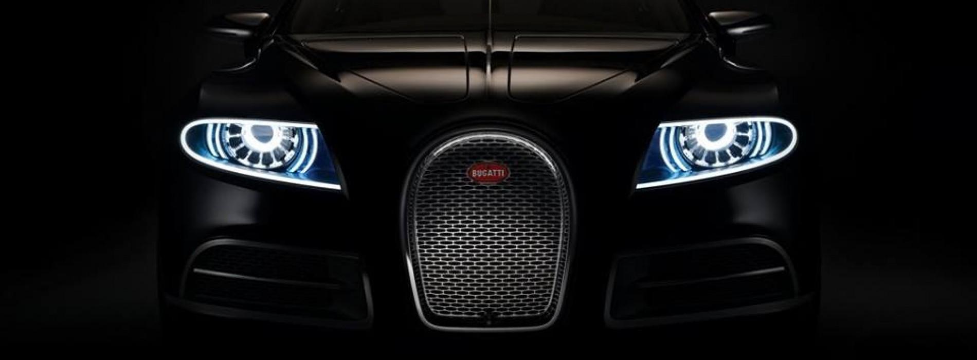 Bugatti 16C Galibier подарък за Коледа