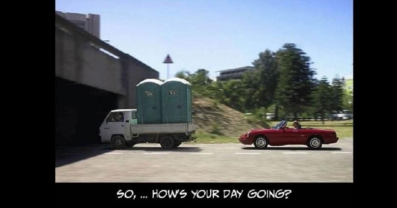 Ако си мислиш, че си имал лош ден…