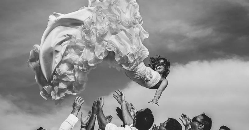 Най-добрите сватбени снимки за 2014 година