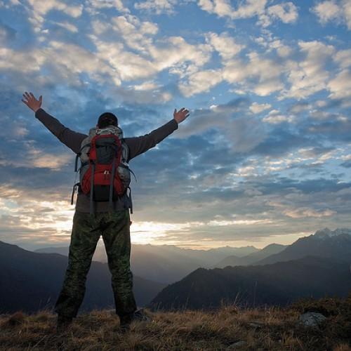 Списък за планина, какво да сложите в раницата