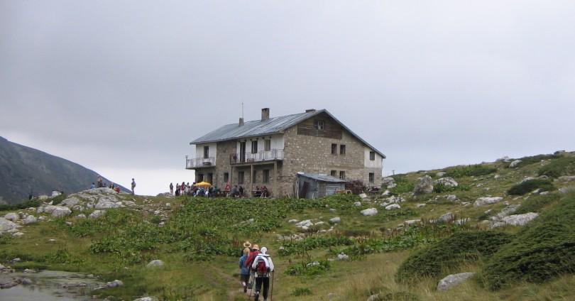 Хижи в България