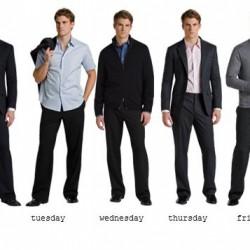 Как да се облечем за първия работен ден в новата служба