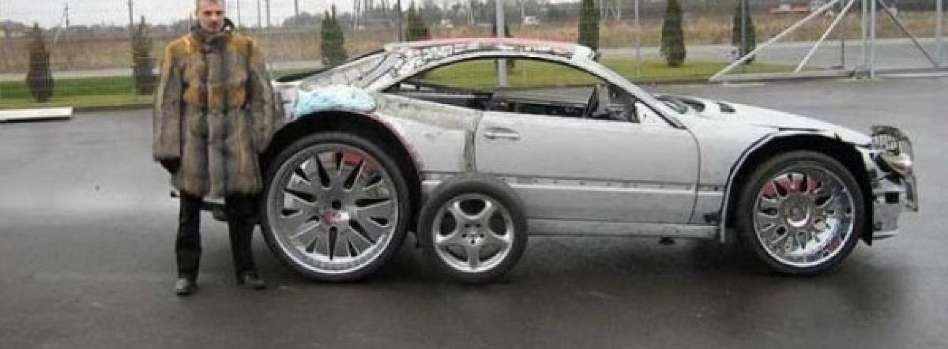 Тунинговани коли!? Или не точно…