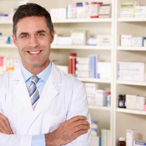 Консултация с фармацевт смях