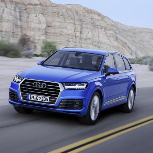 Звярът Audi Q7 2015