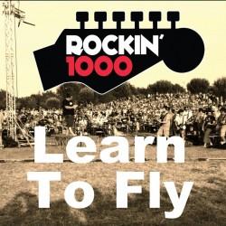 Foo Fighters в Италия поканени от 1000 музиканти