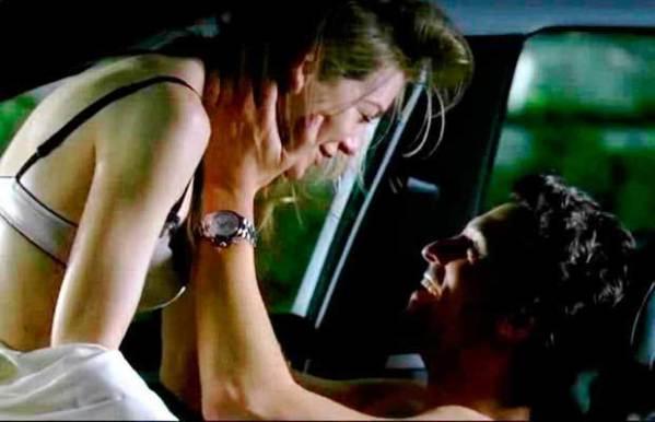 Секс в кола