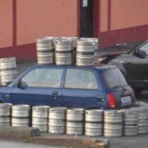 Когато паркираш на грешното място (1ва част)