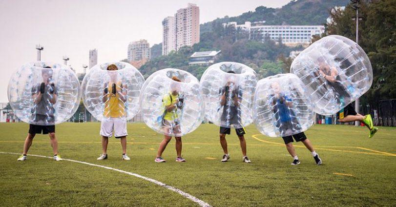 Съботна забава с BG Bubble